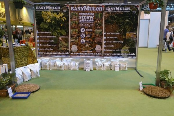 easyMulch are at the BBC Gardening World Live